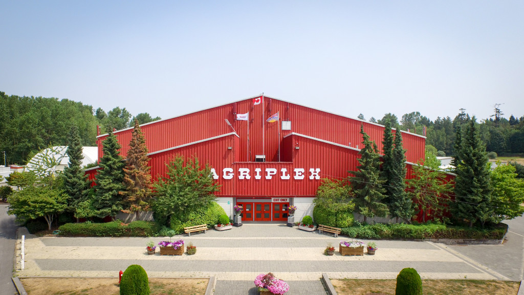 The Agriplex: Your Next Event Location!