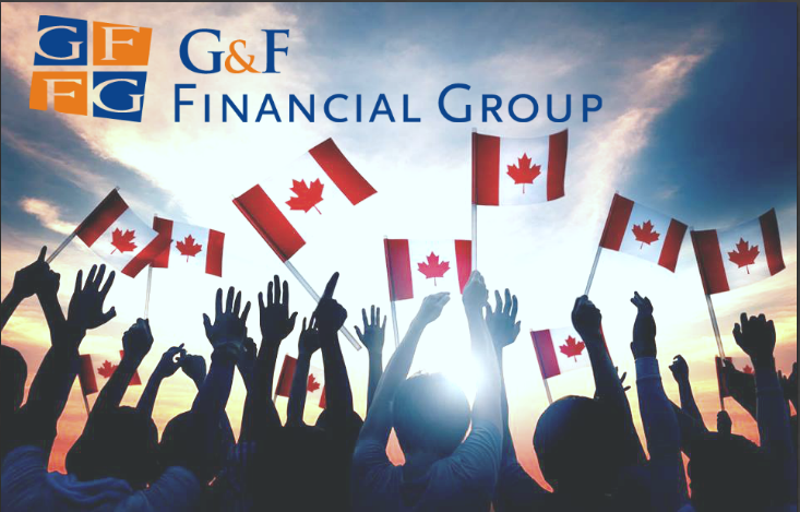 Canada Day 2018 with G&F Financial