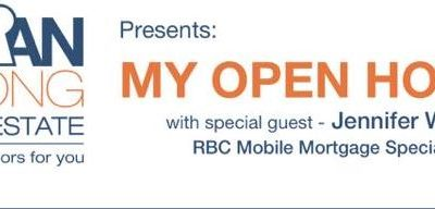 Brian Leong Presents: My Open House