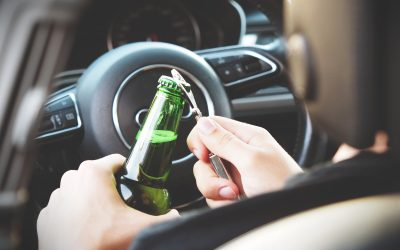 Don't Let Anyone Drink and Drive!